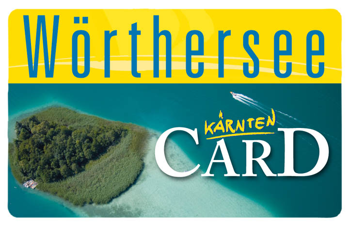 Wörtherseecard -your ticket to the lake Wörthersee