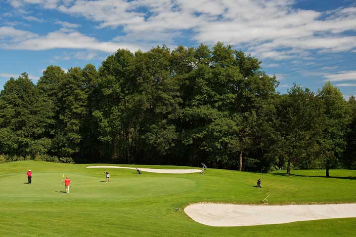 Golfclub Moosburg - 18 hole and 9 hole